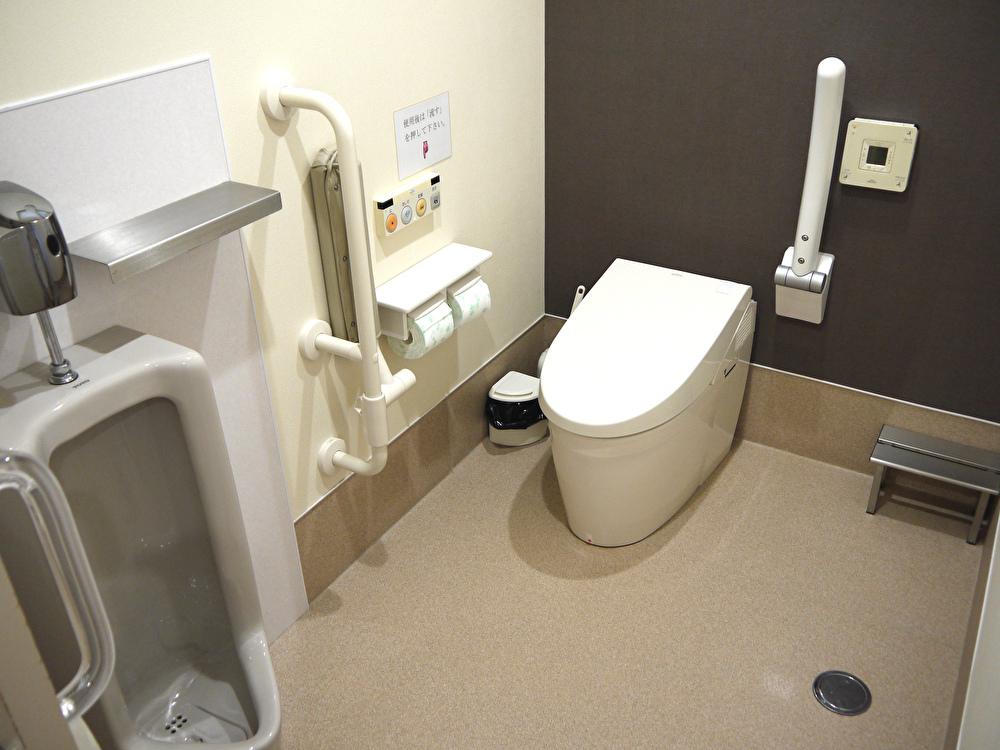 瀬戸内市 長田医院 トイレ