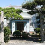 1920年建造・岡山県瀬戸内市邑久町 長田医院(内科・小児科・在宅療養)