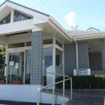 岡山県瀬戸内市邑久町 長田医院(内科・小児科・在宅療養)の入り口の写真です